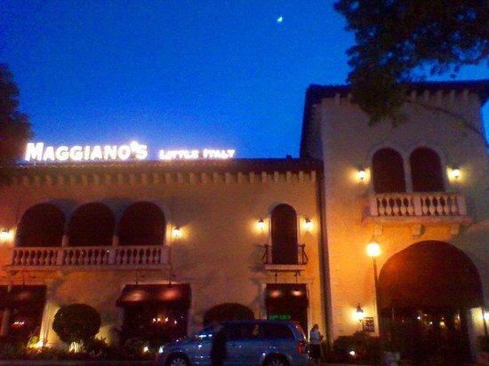 Maggiano's Little Italy, Boca Raton Restaurantanmeldelser
