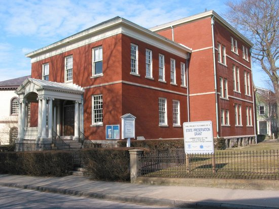 Newport Historical Society Walking Tours