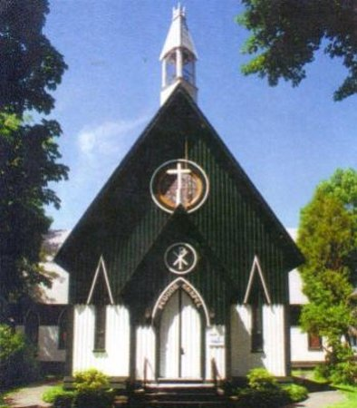 Pequot Chapel Foto