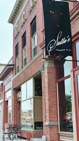 Stella's Restaurant: front