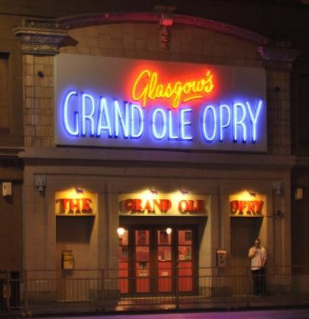 Grand Ole Opry Hotel Restaurants