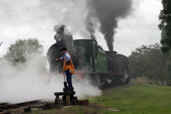 Foto de Thirlmere Flyer Steam Train