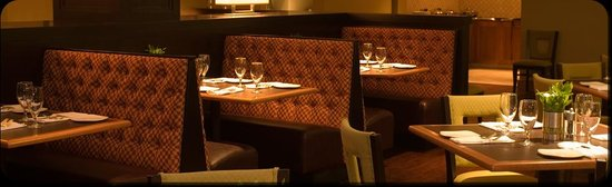 Bigelow Grille: Seating