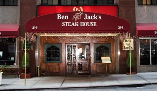 Ben jack 39 s steak house new york city manhattan for S kitchen steak house