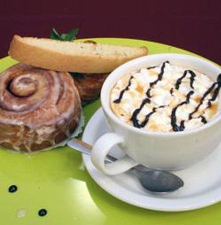 Java Lava Coffee Shops Photo