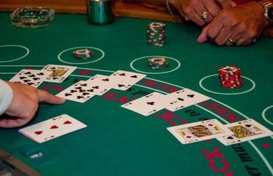 The Big M Casino: Blackjack