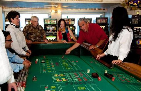 The Big M Casino : Craps