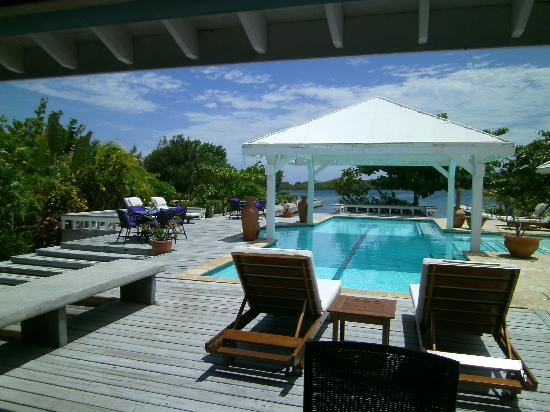 Barefoot Cay: Pool