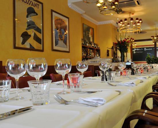 Brasserie St. Jacques Foto