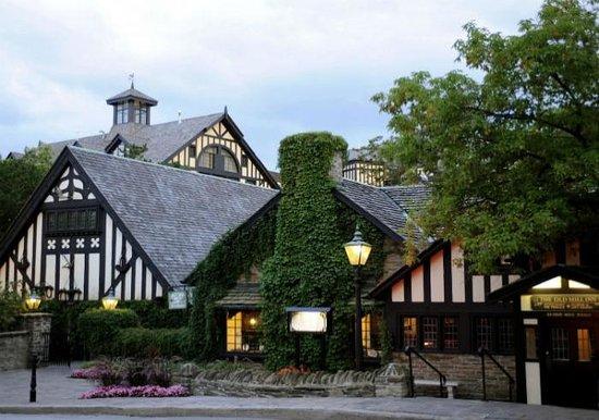 Old Mill Hotel Toronto Ontario