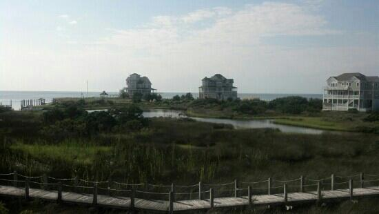The Villas of Hatteras Landing: Soundview