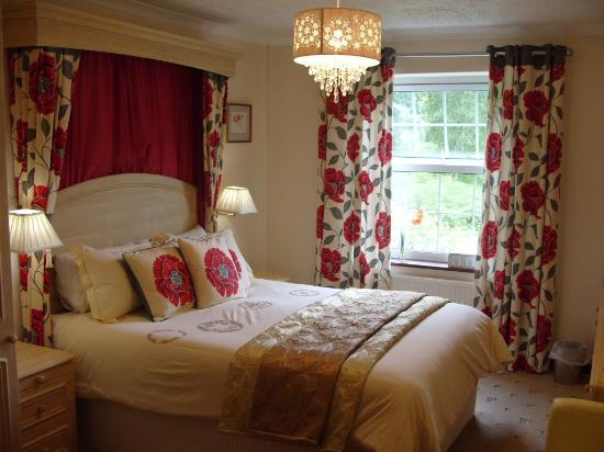 Bryn Eglwys Country House Hotel: Our beautiful room.