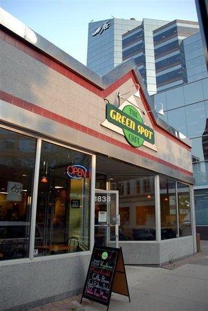 Greenspot Cafe