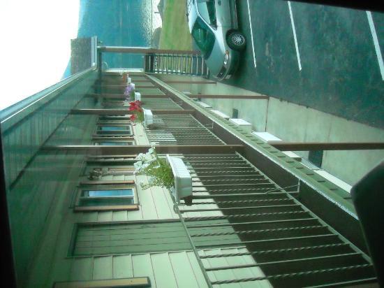 Kokanee Glacier Resort: motel