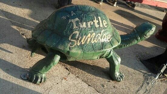 Peru, IN: Turtle Sundaes are here!