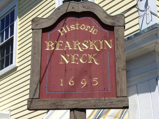 Rockport Food Tour : Historic Bearskin Neck