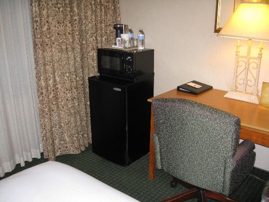 Radisson Hotel Rochester Airport: room