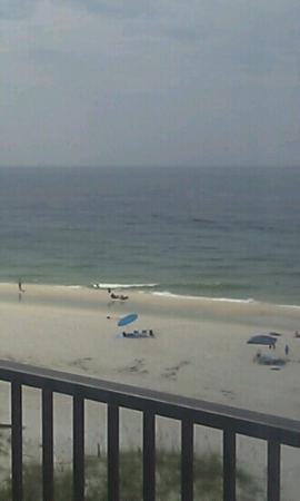 Hampton Inn & Suites Orange Beach: our view from 5th floor.