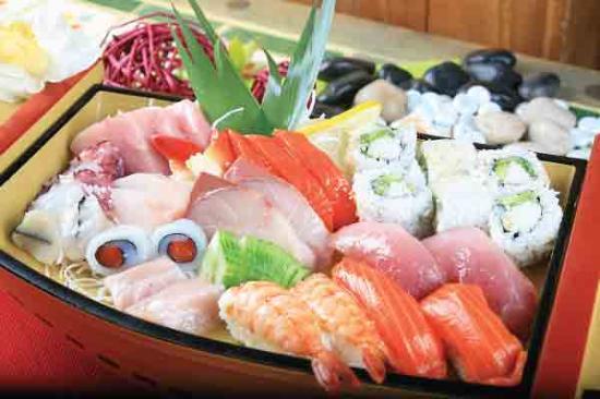 Maguro Sushi Foto