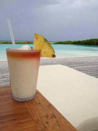 COMO Parrot Cay, Turks and Caicos: Pina Colada