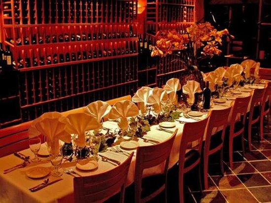 Il Forno Classico : Private dining at it's best