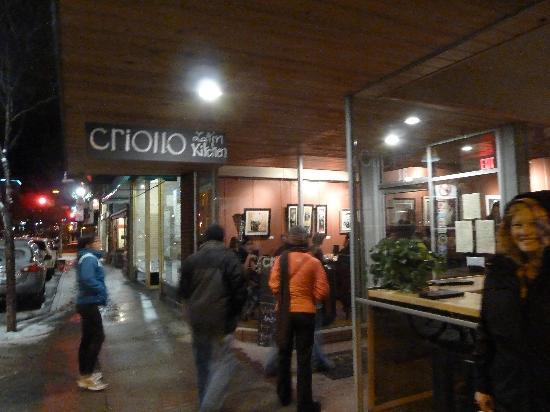 Churros And Chocolate Picture Of Criollo Latin Kitchen Flagstaff Tripadvisor