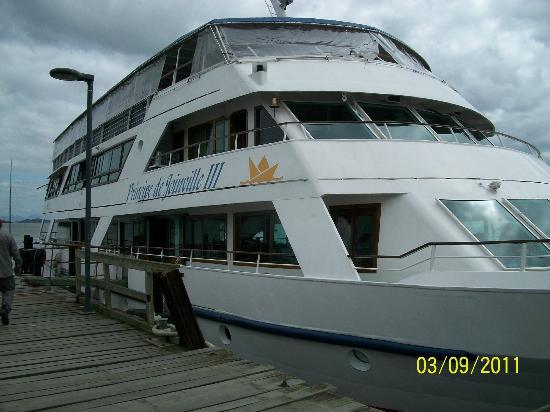 Barco Principe Joinville: Barco Príncipe de Joinville