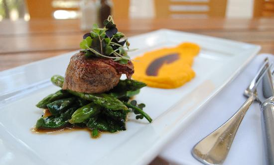 Briar Grillade: Food and wine fusion
