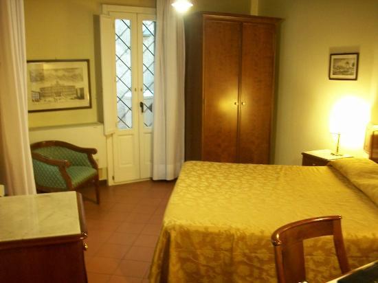 Hotel Teatro di Pompeo: Room #14