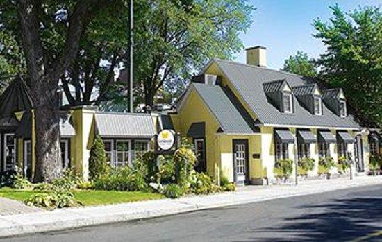Trois-Rivieres, Canadá: Restaurant Le Manoir Trois-Rivières