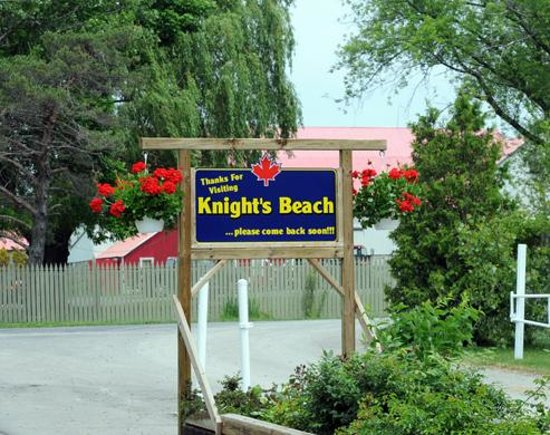Foto Knights Beach