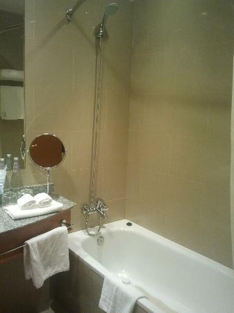 Sonesta Hotel Osorno: Ducha