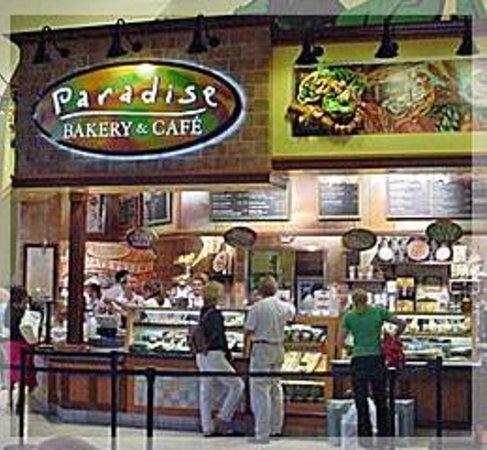 Paradise Bakery & Cafe, Mission Viejo - Menu, Prices ...