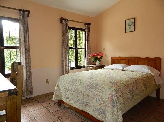 Posada Sancris: Double room