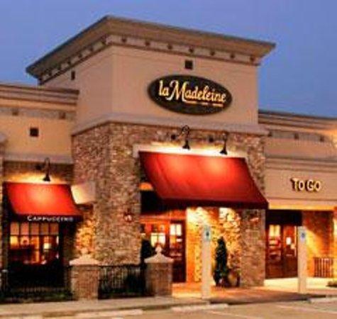 La Madeleine Restaurant New Orleans