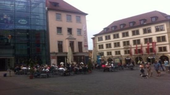 Fontana Würzburg