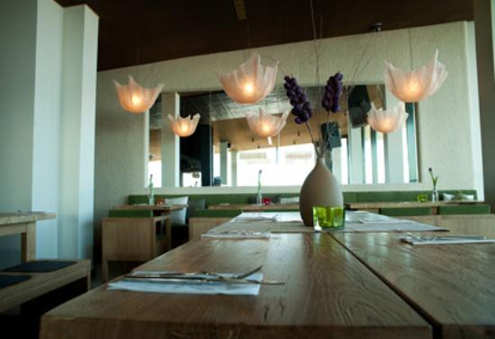 Dach-Cafe Bild