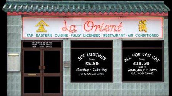 La Orient Restaurant Photo