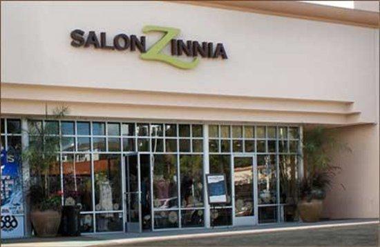 Salon Zinnia and Lifestyle Boutique Foto