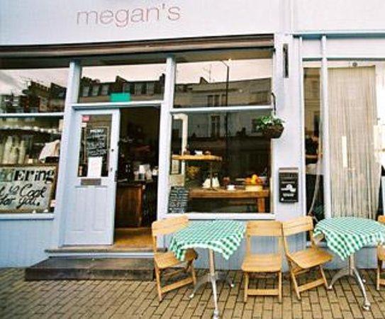 Megans Café & Grill: 571 Kings Road. West London's best-kept secret.