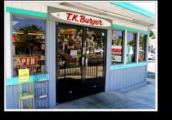 TK Burger Photo