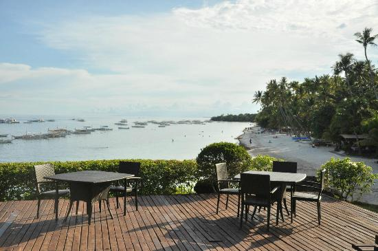Amorita Resort: another view of the beach