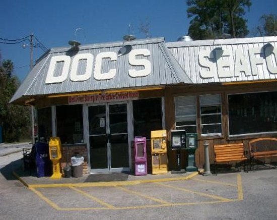 Doc's Seafood Shack and Oyster Bar, Gulf Shores - Menu ...