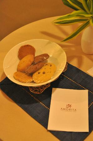 Amorita Resort: night treats