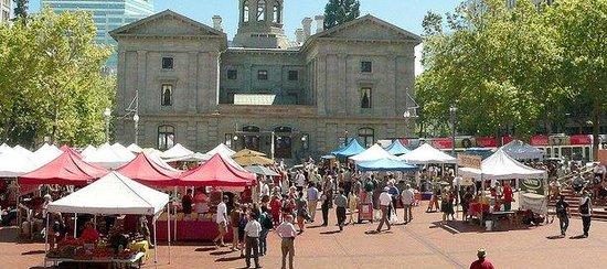 Portland Farmers Market
