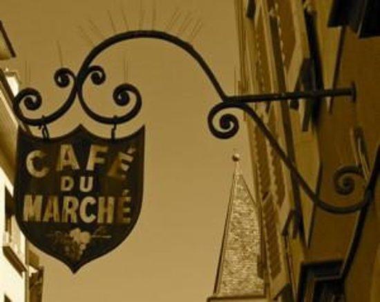 Cafe du Marche Photo