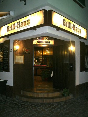 Grill-Haus