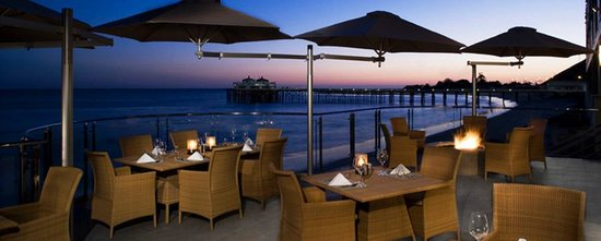 Carbon Beach Club Restaurant Malibu Malibu Menu Prices Restaurant