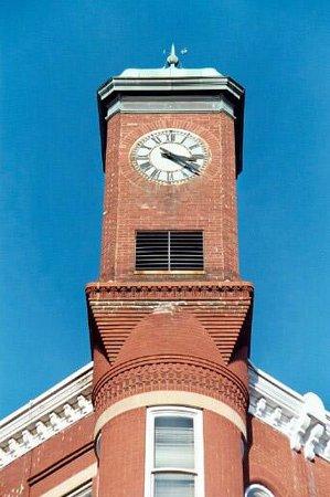 Clocktower Restaurant & Bar: Historic Clocktower