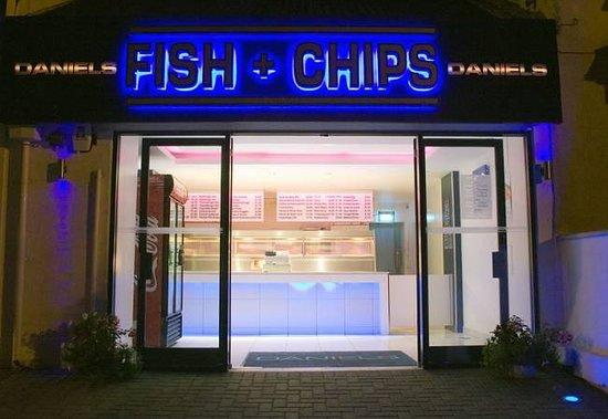 Daniels Fish & Chips